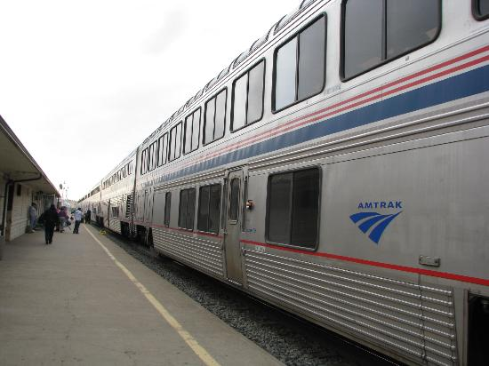 Amtrak Sleeper Car Picture Of California Zephyr California TripAdvisor