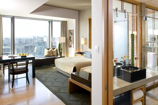Mandarin Oriental, Tokyo - Guest Room 2