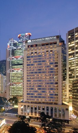 Mandarin Oriental, Hong Kong