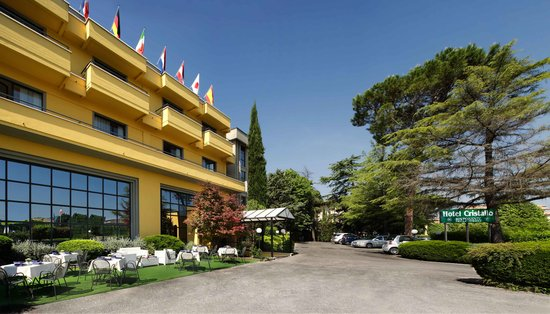 Cristallo Hotel Assisi