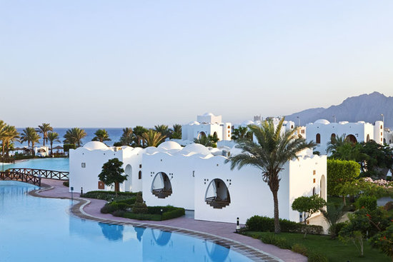 Hilton Dahab: Exterior view of the resort