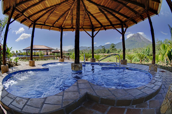 Arenal Manoa Hotel &amp; Spa: jacuzzi