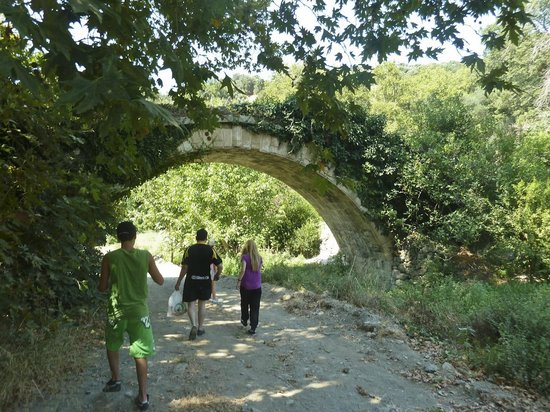 Photos of Richtis Gorge, Sitia