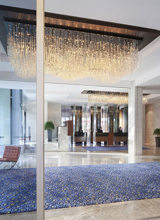 Courtyard by Marriott Hong Kong: 4 star Hong Kong hotel with free internet.