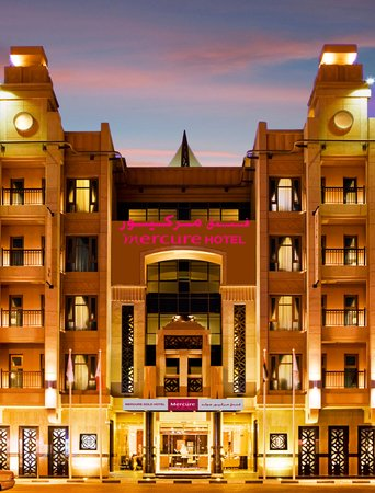 Photo of Mercure Gold Hotel Dubai