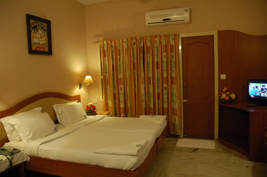 Chidambaram, India: Executive Suite A/C