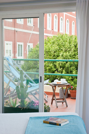ZUZABED & Breakfast B&B, Apartments and Villas: from Terrace Castle room at B&B Zuzabed