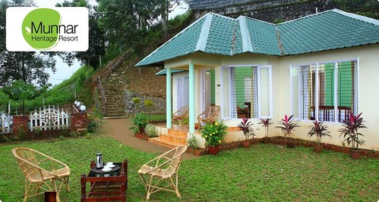 Munnar Heritage Resort