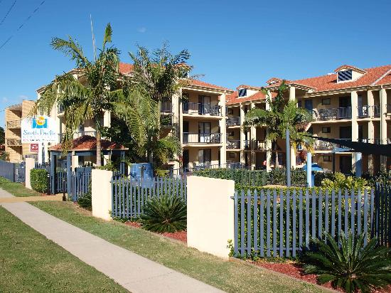 South Pacific Apartments