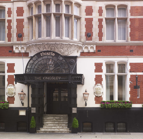 Thistle Holborn, The Kingsley: Entrance