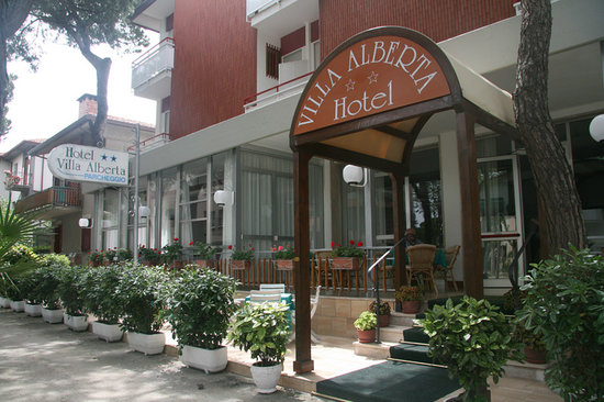 Hotel Villa Alberta