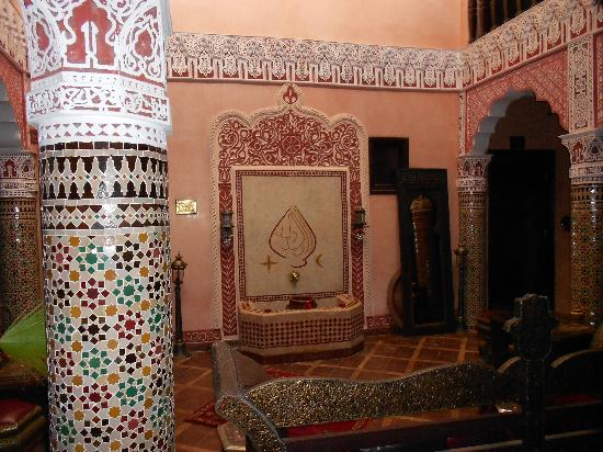 Riad Mille et une Nuits: Spectacular.