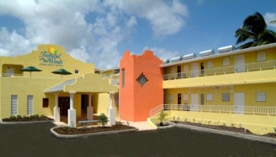 Photo of Tropical Winds Apartment Hotel Saint Philip