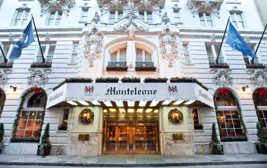 Hotel Monteleone: Welcome!