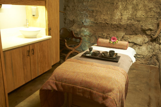 Porta Hotel Antigua: Treatment Room