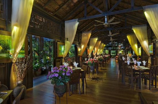 Ferringhi Garden Long House Indoor Dining Picture Of Ferringhi Garden Penang Island
