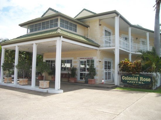 Photo of Colonial Rose Motel Townsville