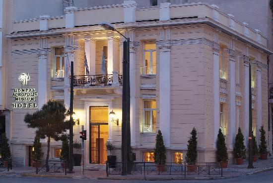 Photo of Acropolis Museum Boutique Hotel Athens