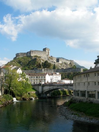 Chateau Fort of Lourdes