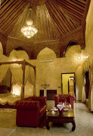 Palais Sheherazade: Sheherazade Suite