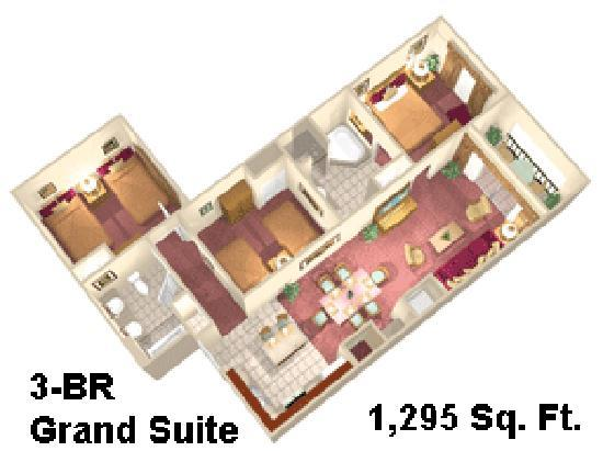 Kids love the pool area picture of floridays resort - 2 or 3 bedroom suites in orlando florida ...