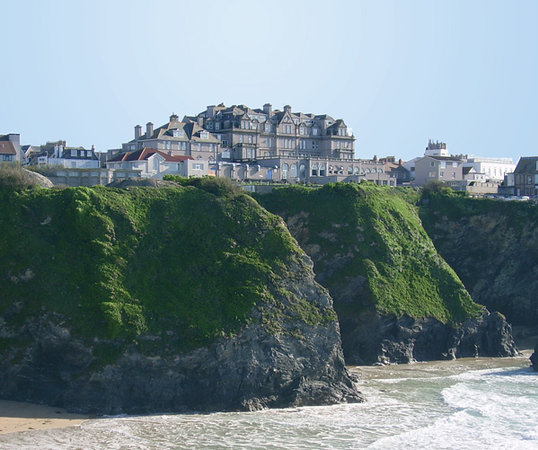 Hotel Victoria - Newquay: Hotel Victoria Newquay Cornwall