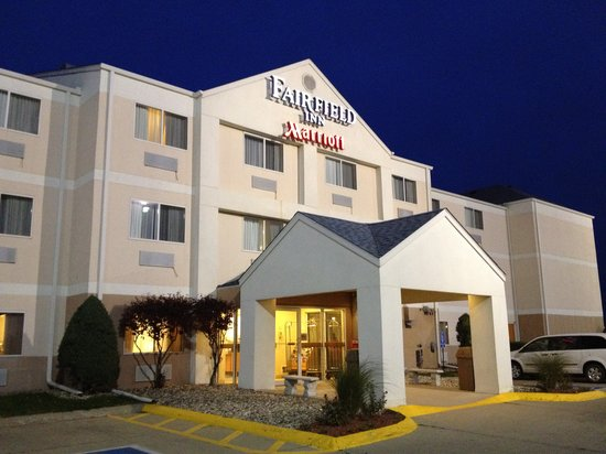 ‪Fairfield Inn Sioux City‬