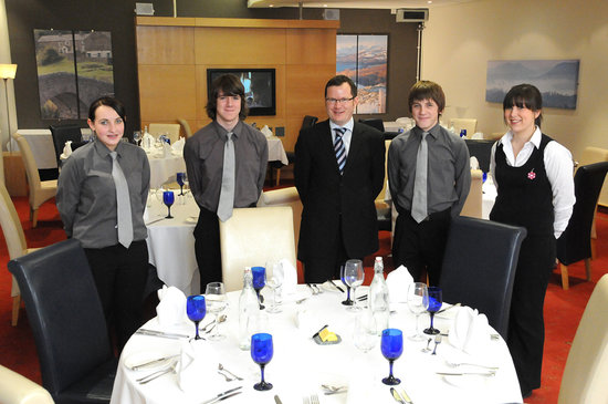 The Restaurant, Kendal College