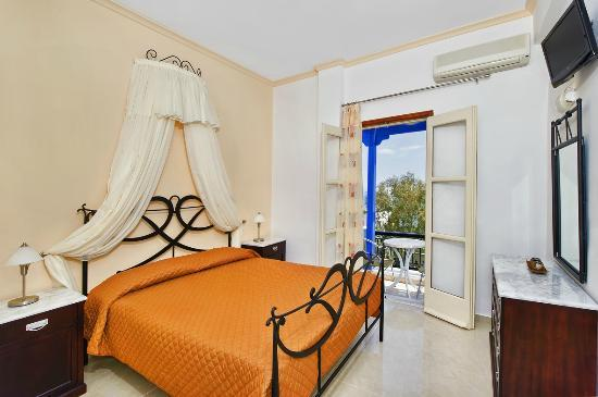 Villa Soula: Double room