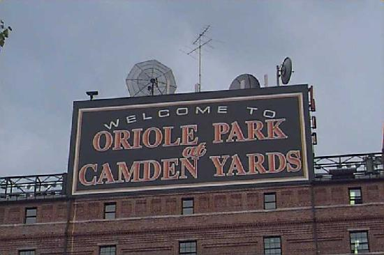 Quality Inn Downtown Baltimore: Camden Yards