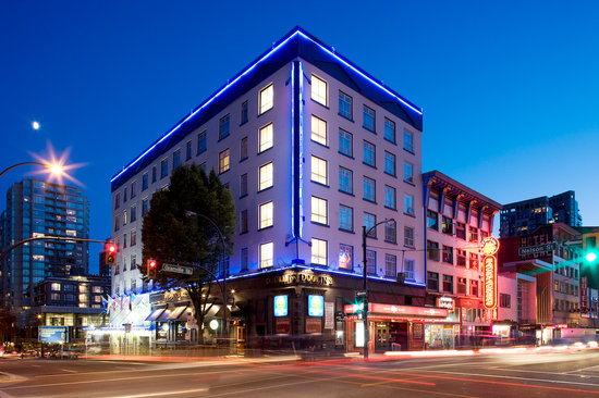 Photo of Comfort Inn Downtown Vancouver