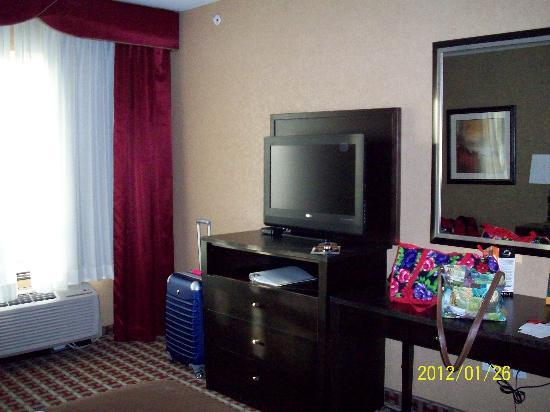 Holiday Inn Jacksonville E 295 Baymeadows: Rm 424