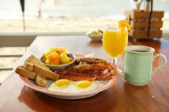 Southernmost Beach Cafe Breakfast