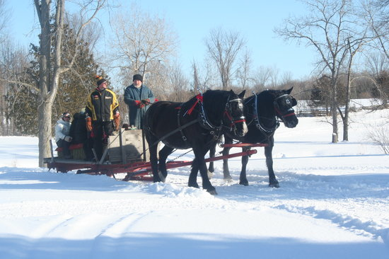 The Irwin Inn: Winter Fun at Irwin Inn