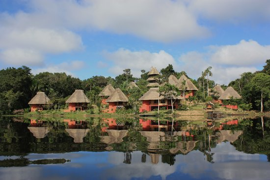 Napo Wildlife Center Ecolodge