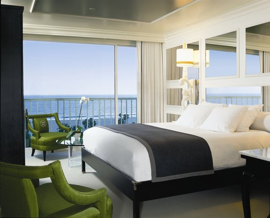 Viceroy Santa Monica: Ocean View Room on 8th Floor