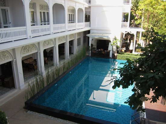 Ping Nakara Boutique Hotel & Spa: Pool area