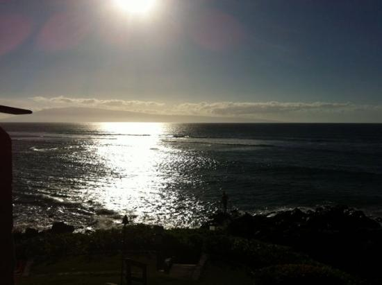 The Kuleana Resort: Anothe great view from the Lanai