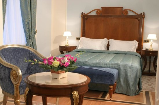 Hotel Savoy Moscow: Classical room