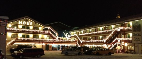 Christmas at the Obertal Inn