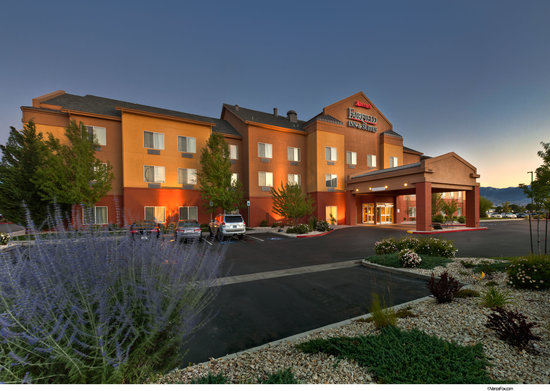 Fairfield Inn & Suites Reno Sparks: Exterior