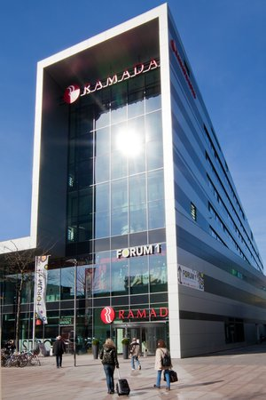 Ramada Salzburg City Centre