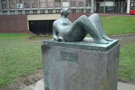 The Henry Moore Sculpture