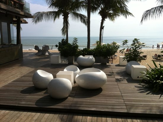 Veranda Resort and Spa Hua Hin Cha Am: Isea bar