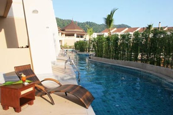 Lanta Resort: Pool Access