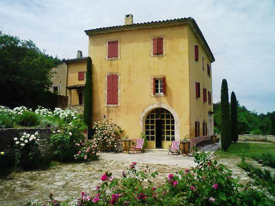 La Bastide des Magnans