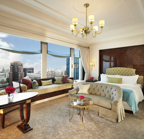 The St. Regis Singapore: Penthouse Room