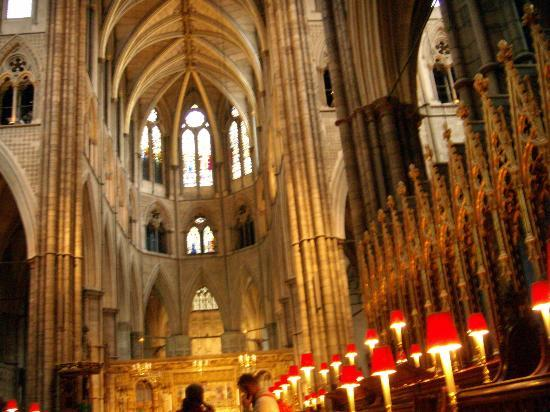 Interno Picture Of Westminster Abbey London Tripadvisor