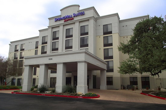 SpringHill Suites Austin Northwest / Arboretum