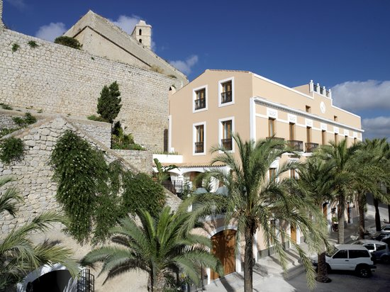 Hotel Mirador de Dalt Vila